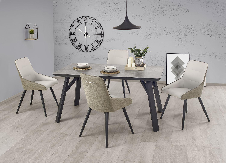 Zestaw stołowy HALIFAX + krzesła K243
