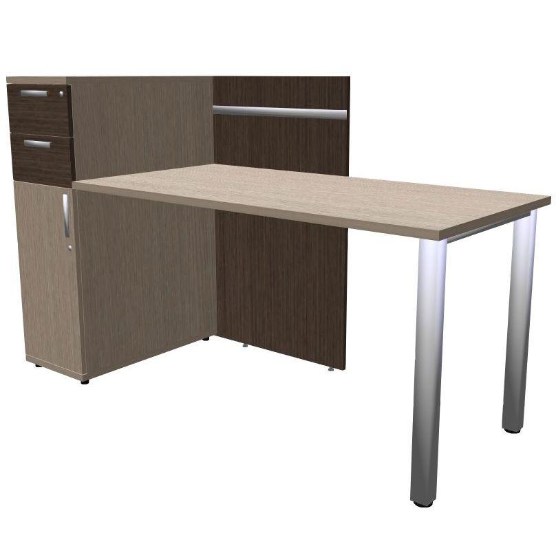 meble biurowe biurko pracownicze