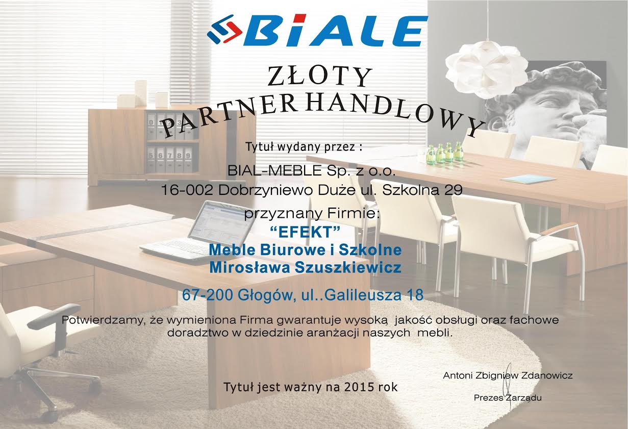 Meble biurowe producent
