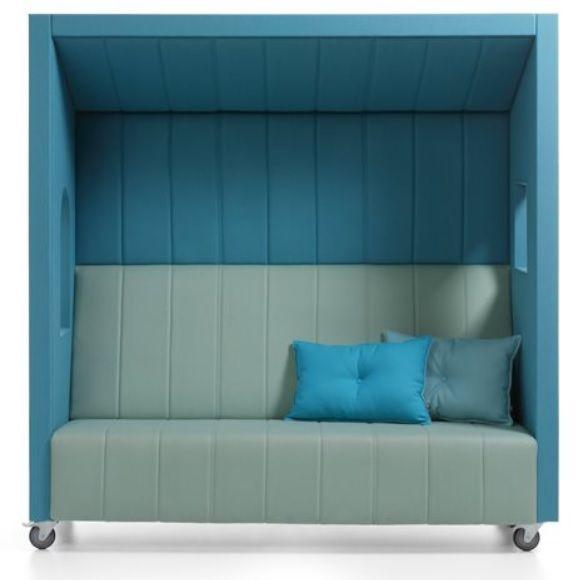 nowoczesne meble recepcyjne, siedziska recepcyjne, nowoczesne siedziska, siedzisko do recepcyjne, siedzisko Głogów, siedzisko ze ściankami, siedzisko z akustyką