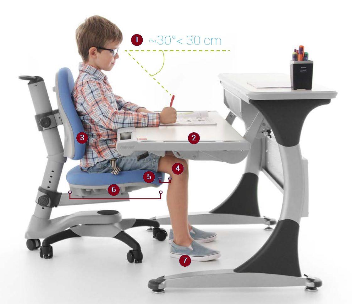 krzesło oxford rosnę z Tobą,krzesło obrotowe oxford