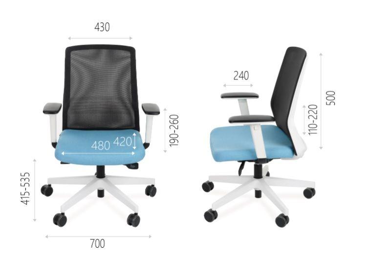 fotel obrotowy,fotel młodzieżowy,fotel do biura