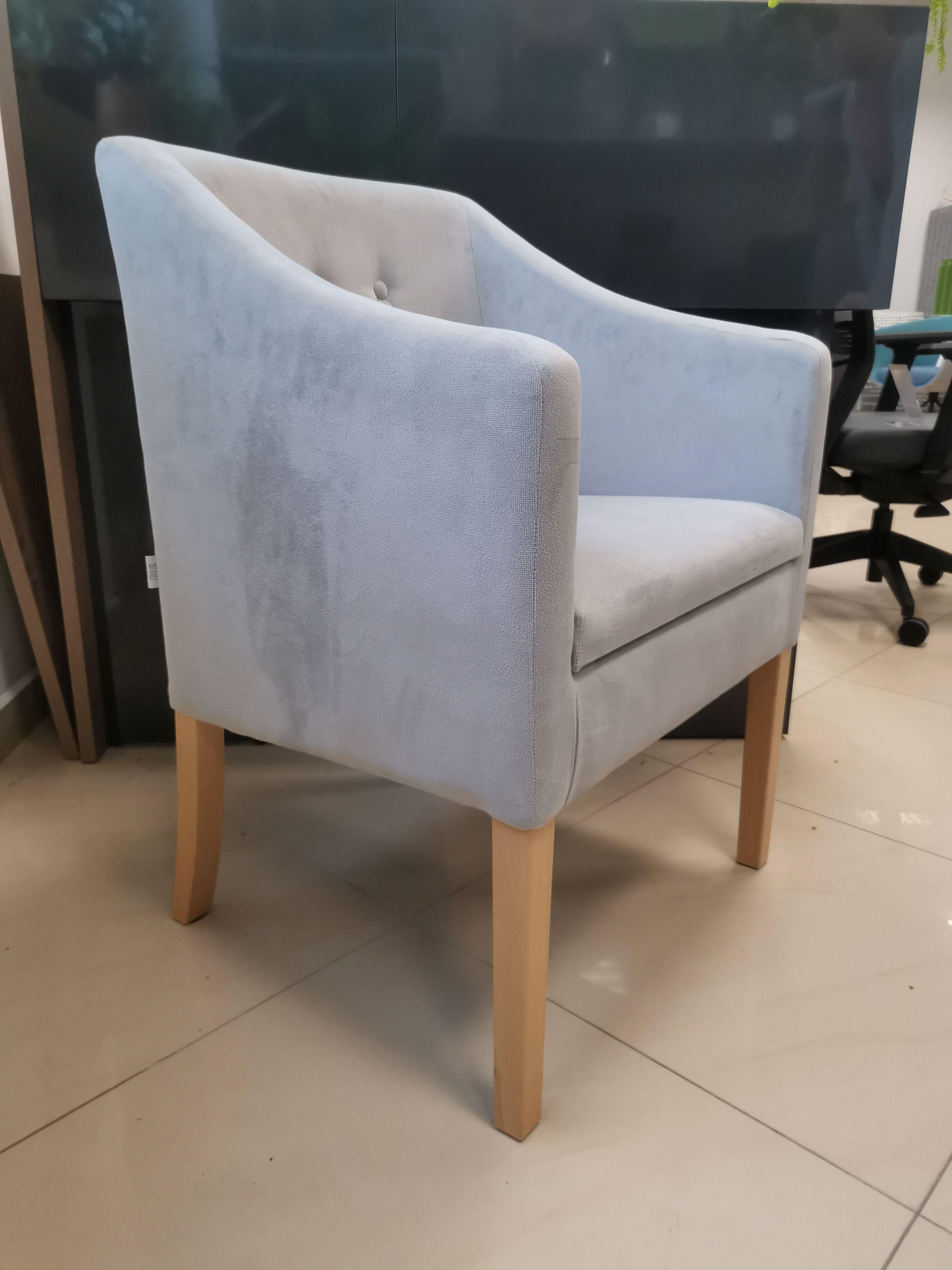 Fotele MODENA 85B komplet (2 sztuki)