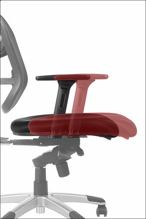Fotel biurowy HN5018 -regulacja wysuwu siedziska