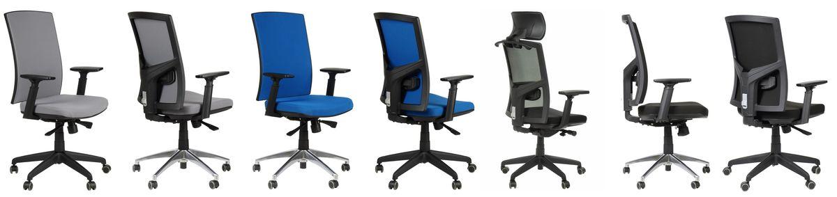 Fotel biurowy KB8922