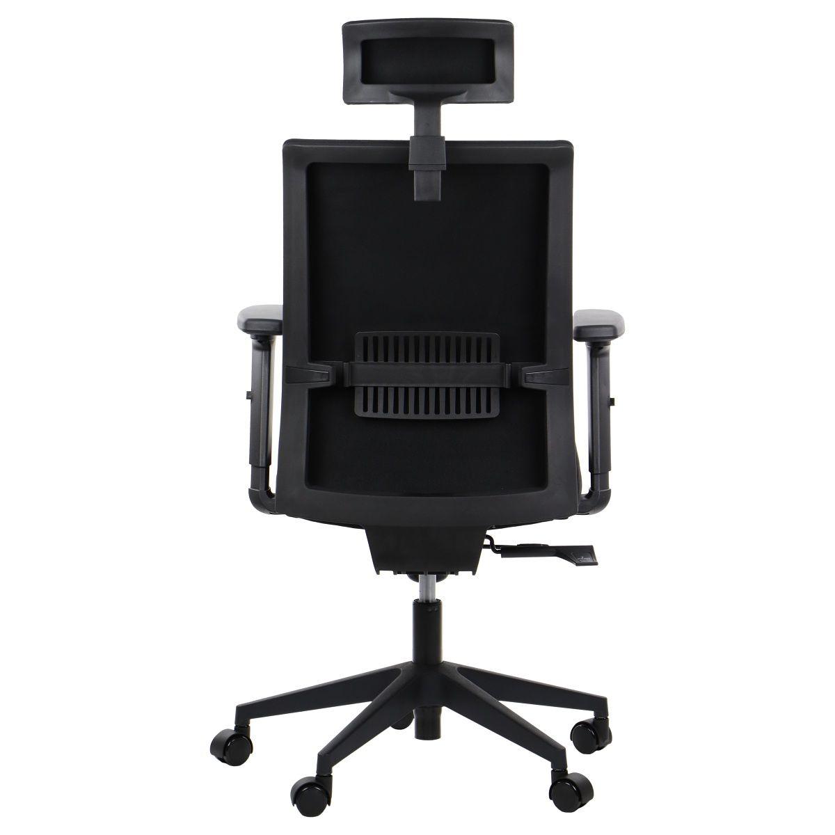 Fotel biurowy Riverton - tył oparcia