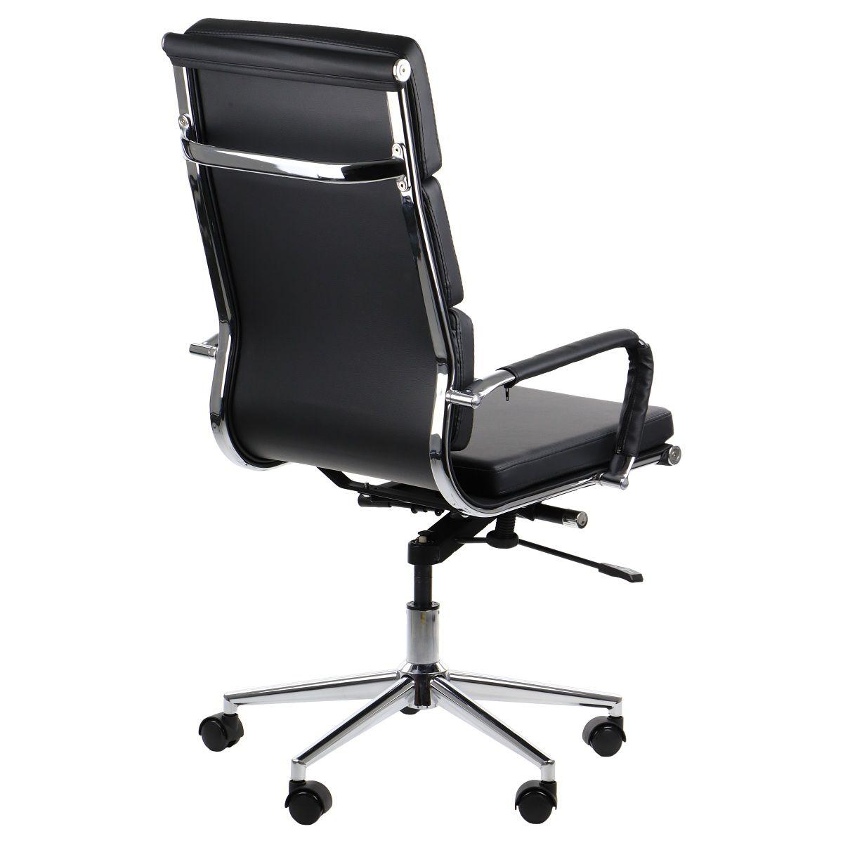 Fotel biurowy VALERA - tył oparcia