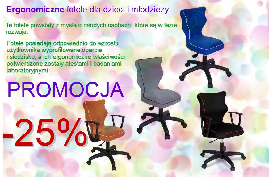 Ergonomiczne krzesła