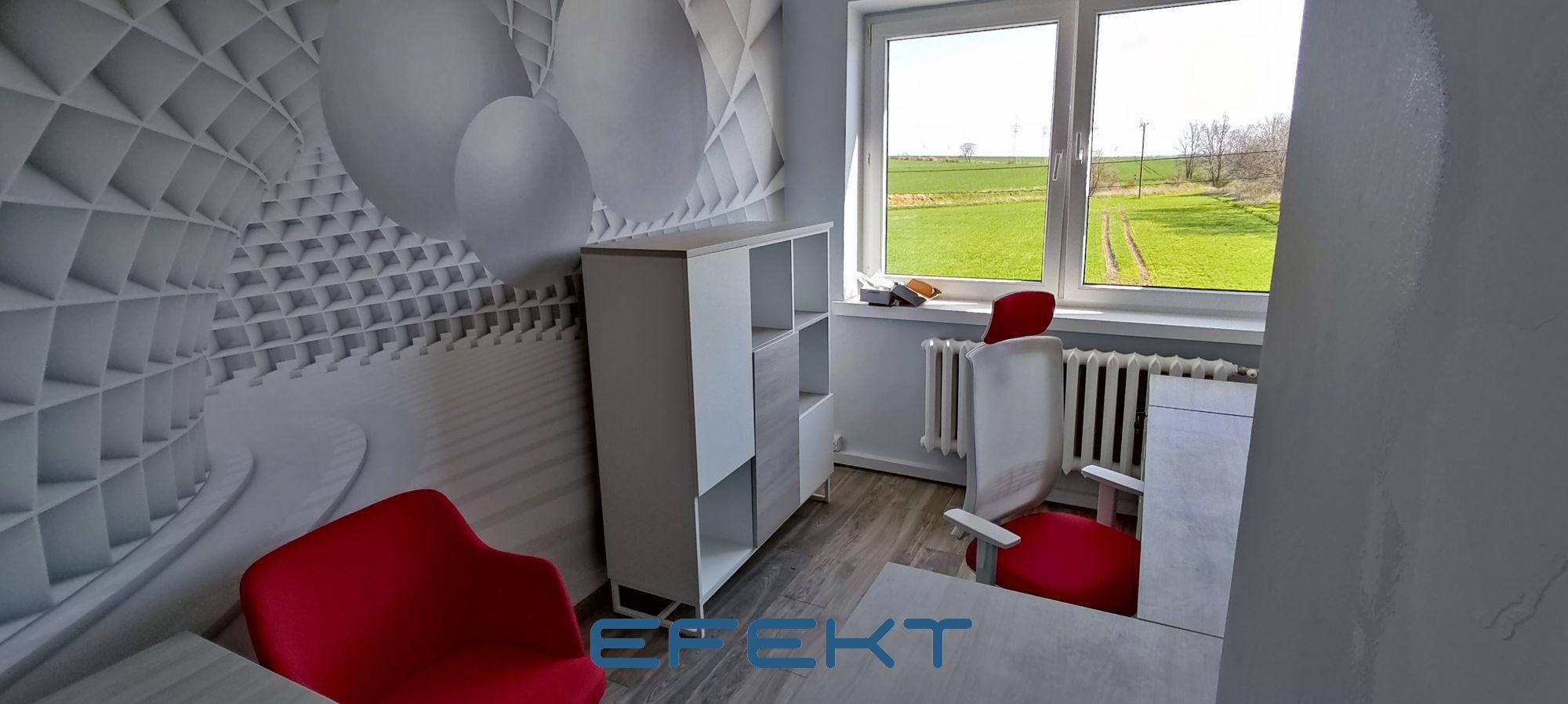 Wyposażenie biura w Urzędzie Gminy Żukowice