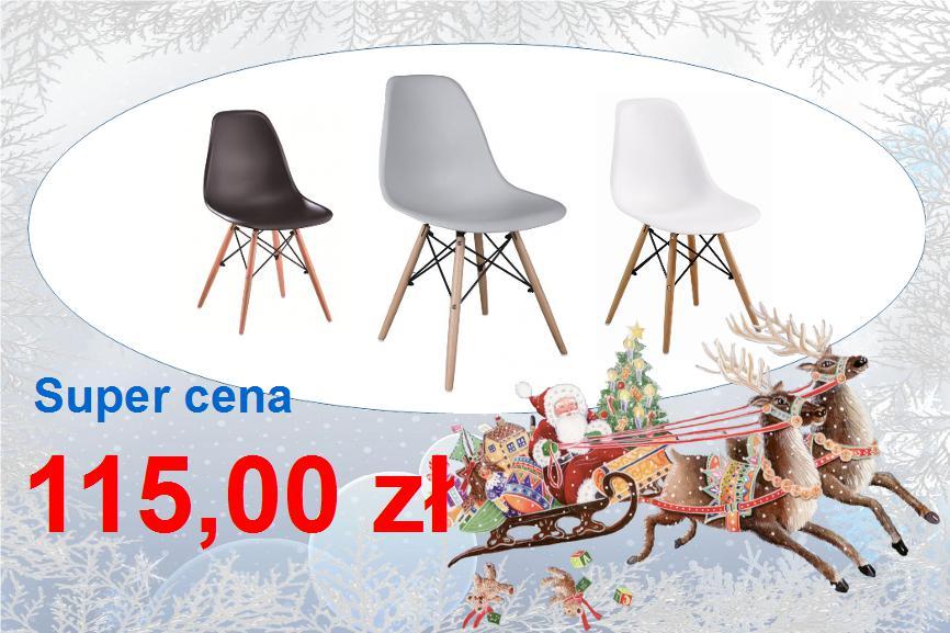 krzesło z polipropylenu, krzesła plastikowe