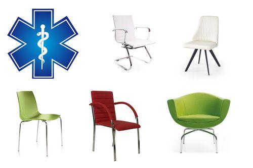 krzesła stacjonarne,krzesła konferencyjne,krzesła dla lekarzy
