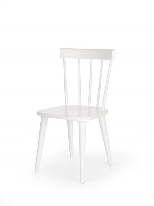 BARKLEY krzesło białe