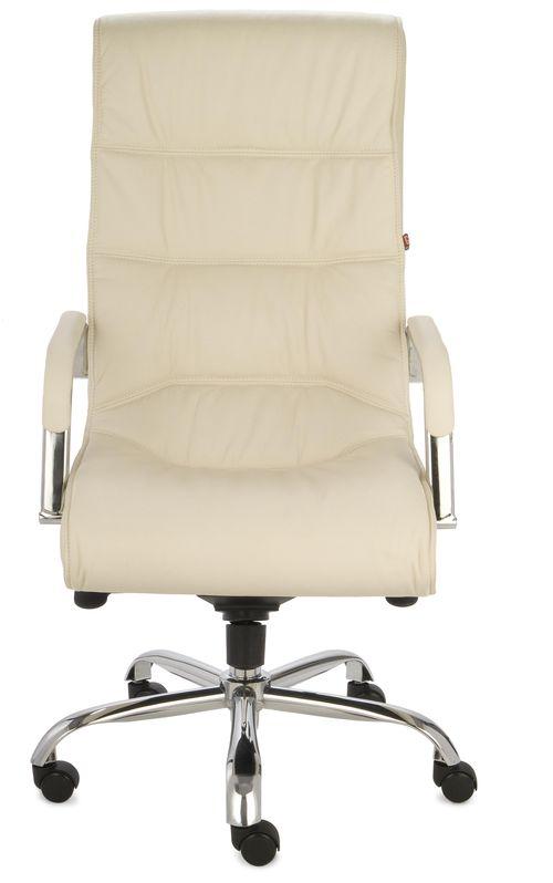 Fotel Biurowy Obrotowy NEXUS SN2 Kremowy