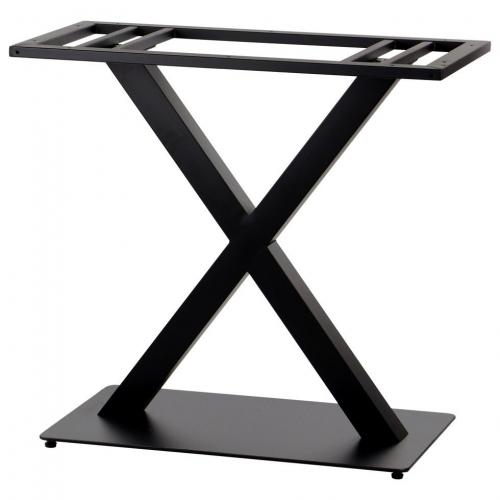 Podstawa do stolika EF-SH-3007-2/B - wysokość 73 cm 69,5x39,5 cm
