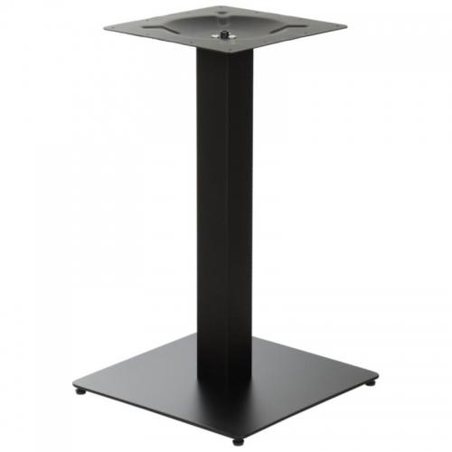 Podstawa do stolika EF-SH-5002-5/B czarna - wysokość 73 cm 45x45