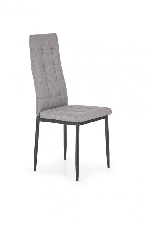 K292 krzesło popielaty