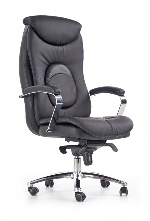 QUAD fotel gabinetowy czarny