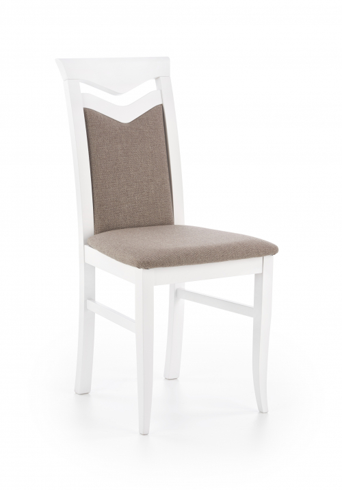CITRONE krzesło biały / tap: INARI 23 (1p=2szt)