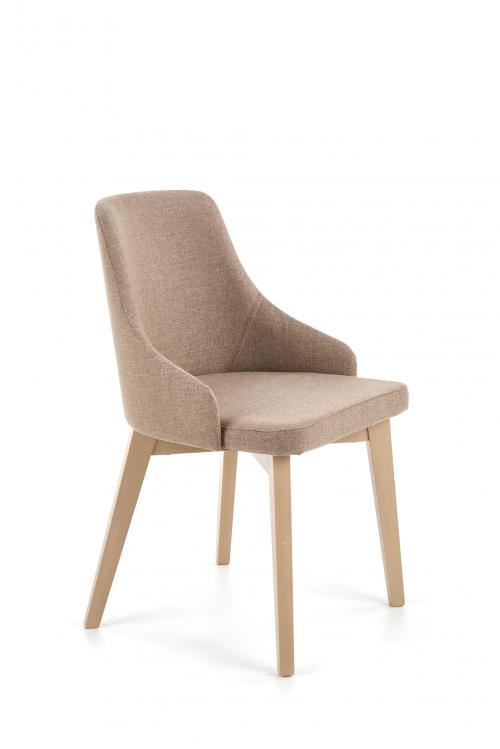 TOLEDO krzesło dąb sonoma / tap. Inari 23 (1p=1szt)