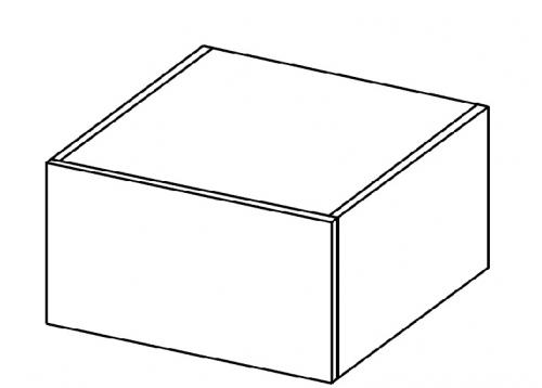 Moduł komody z szufladą HX 011