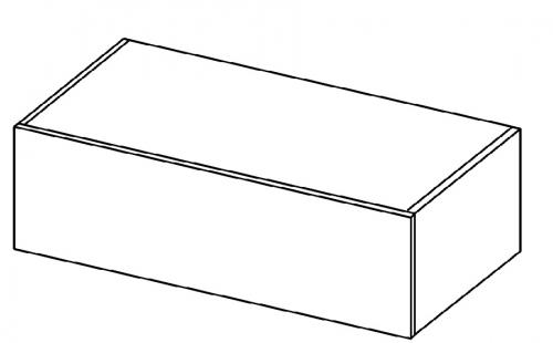 Moduł komody z szufladą HX 013