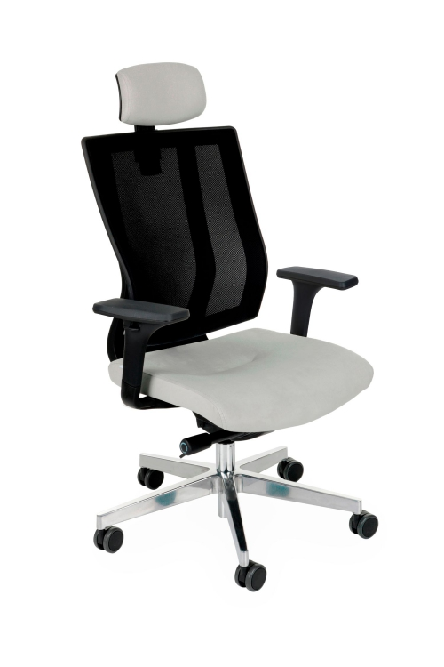 Fotel Biurowy obrotowy MAXPRO BS HD - różne tapicerki