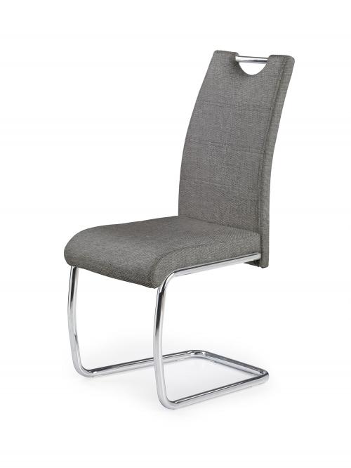 K349 krzesło popielaty (2p=4szt)