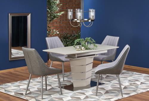 SORENTO stół rozkładany beżowy mat (3p=1szt)