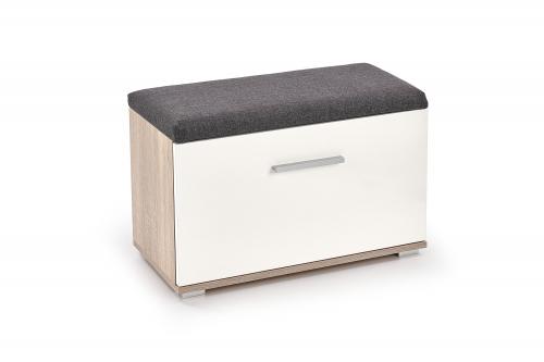 LIMA ST2 szafka na buty biały/sonoma