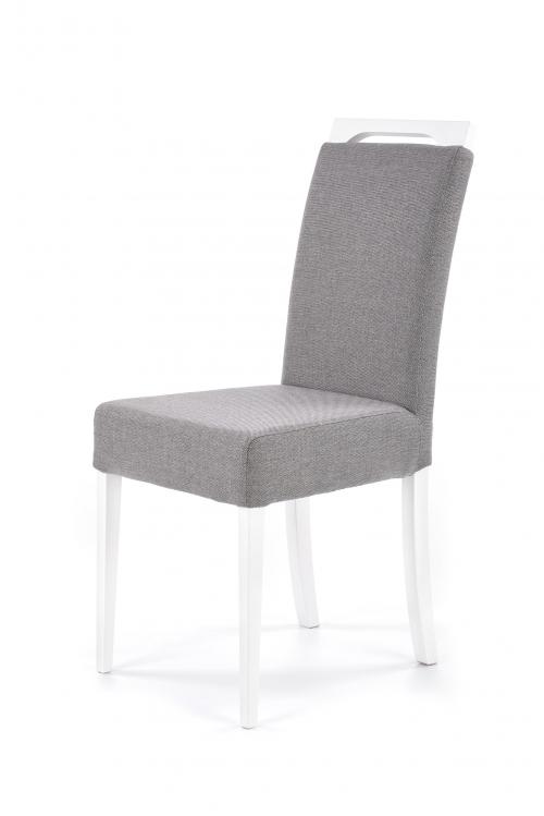 CLARION krzesło biały / tap: INARI 91 (1p=2szt)