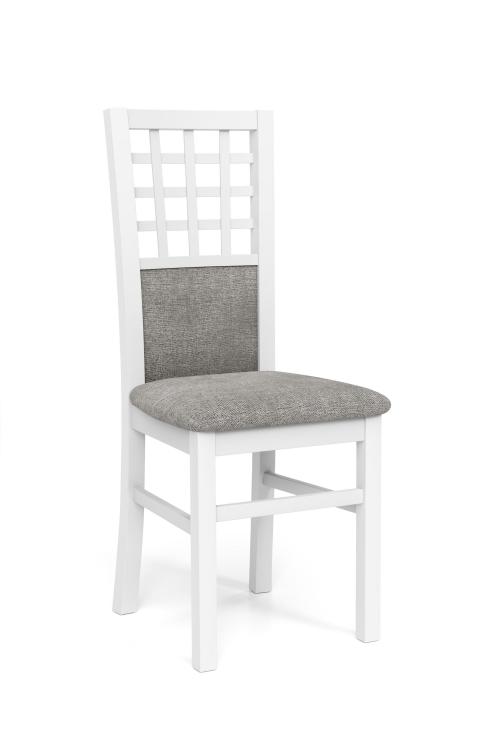 GERARD3 krzesło biały / tap: Inari 91 (1p=2szt)