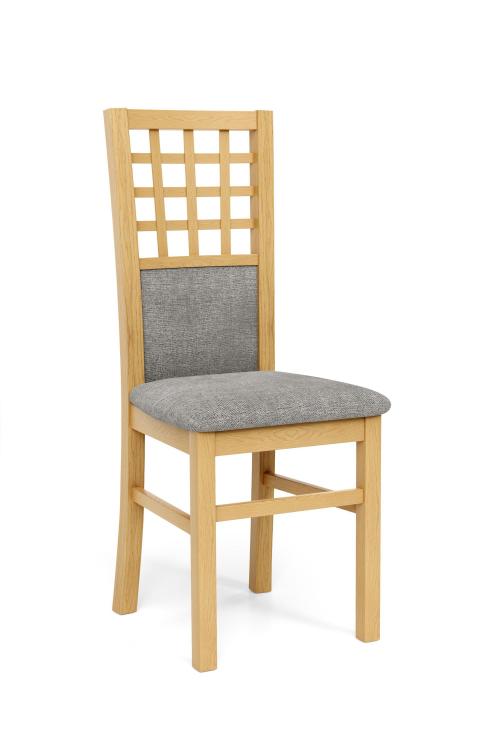 GERARD3 krzesło dąb miodowy / tap: Inari 91 (1p=2szt)