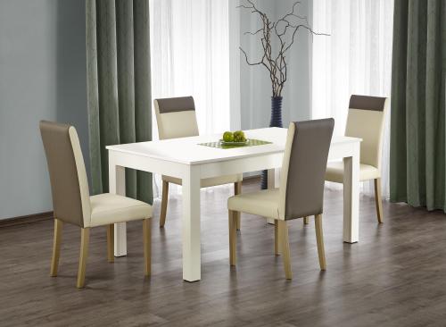SEWERYN 160/300 cm stół kolor biały (160-300x90x76 cm) (3p=1szt)