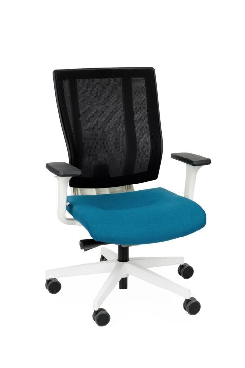 Fotel Biurowy obrotowy MAXPRO WS - różne tapicerki