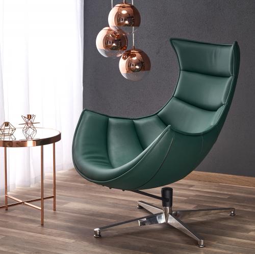 LUXOR fotel wypoczynkowy zielony (1p=1szt)