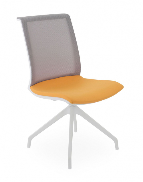 Krzesło konferencyjne obrotowe Level Cross WS