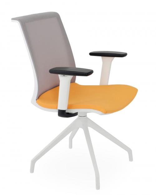 Krzesło konferencyjne obrotowe Level Cross WS R1