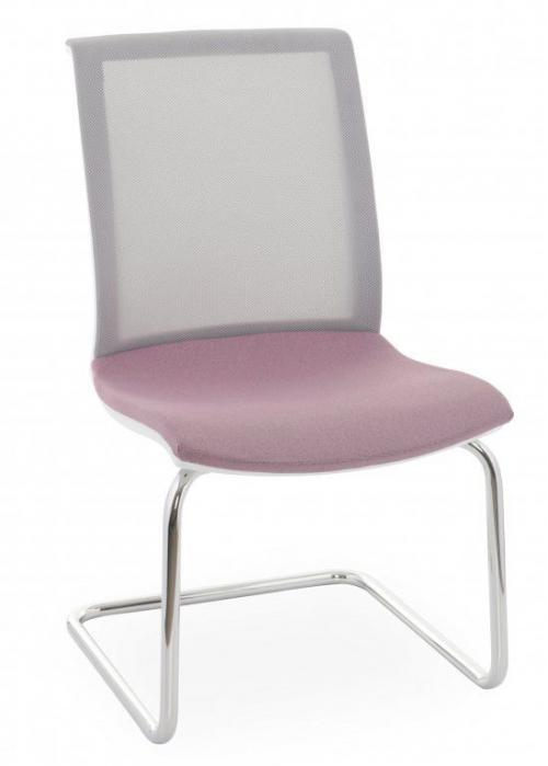 Krzesło konferencyjne Level V WS Chrome