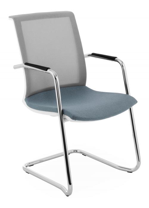 Krzesło konferencyjne Level V WS Arm Chrome