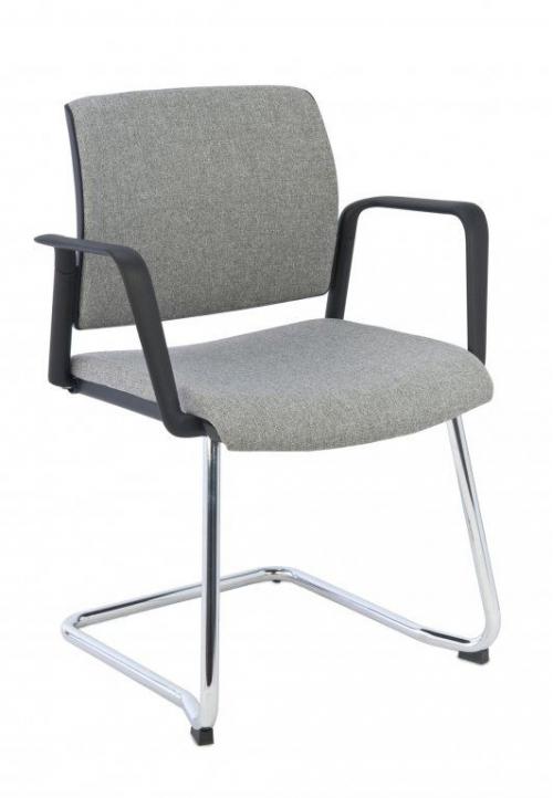Krzesło konferencyjne Set V Arm Chrome