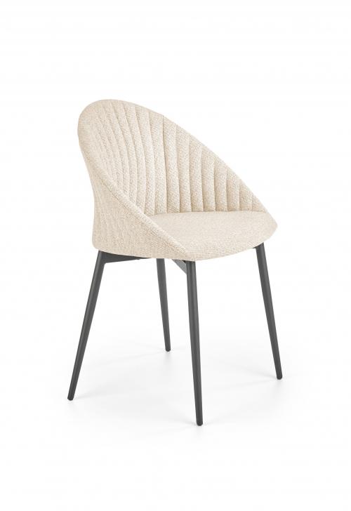 K357 krzesło w kolorze beżowy (1p=2szt)