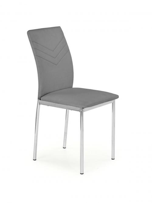 Krzesło konferencyjne K137 popielaty