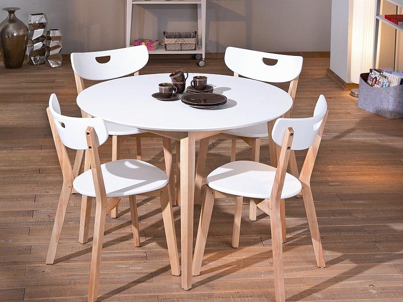 Stół PEPPITA biały