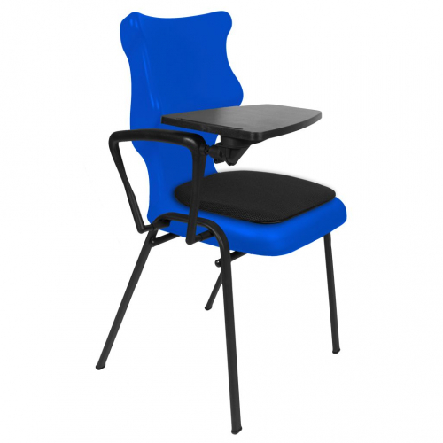 Krzesło szkolne Student PLUS soft nr 6 z pulpitem