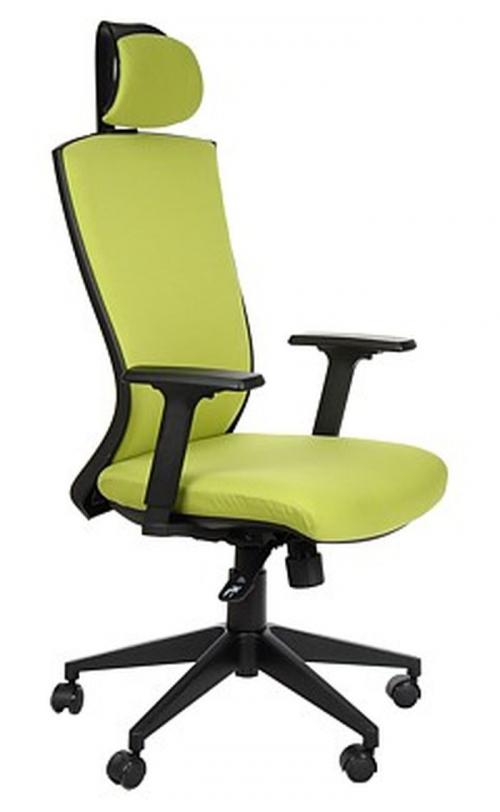 Fotel Biurowy Obrotowy EF-HG0004F zielony