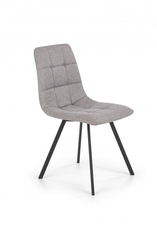 K402 krzesło popielaty (1p=1szt)