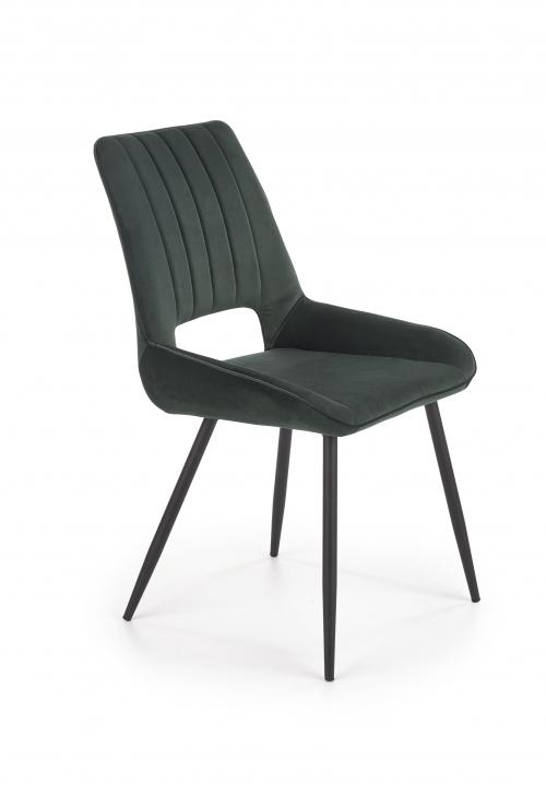 K404 krzesło ciemny zielony (1p=1szt)
