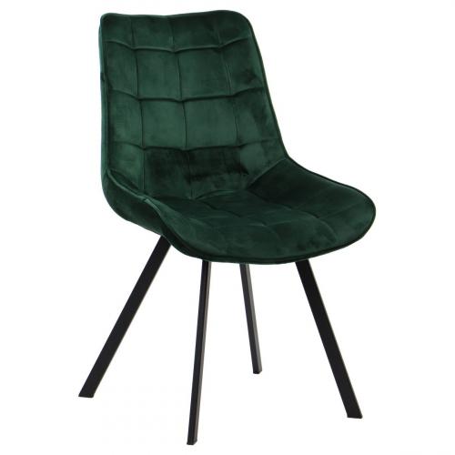 Krzesło dostawne CN-6025 zielony