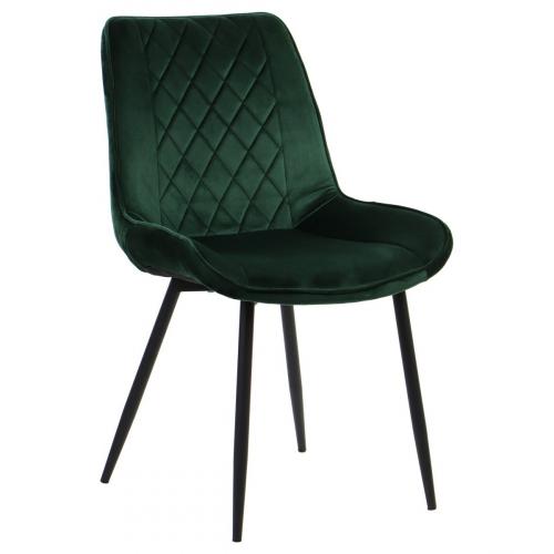 Krzesło dostawne CN-6020 zielony