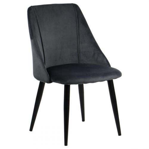 Krzesło dostawne CN-6030 szary